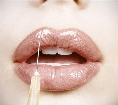 Уголемяване и корекция на устни